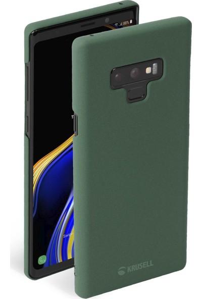 Krusell Sandby Samsung Note 9 Kılıf Haki