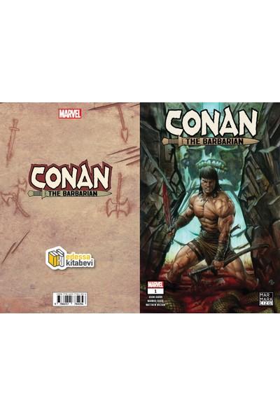 Conan The Barbarian - Sayı 1 - Jason Aaron