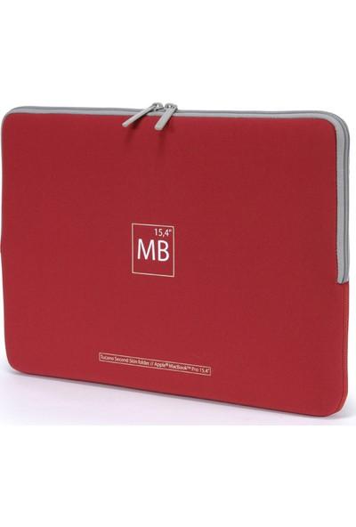 """Tucano BF - N - MB154 Second Skin Apple 15.4"""" Laptop Kılıfı - Kırmızı"""
