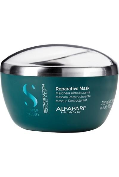 Alfaparf Semi Di Lino Reconstruction Maske 200 ml