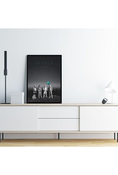 Polnight Star Wars Men Çerçeveli Poster