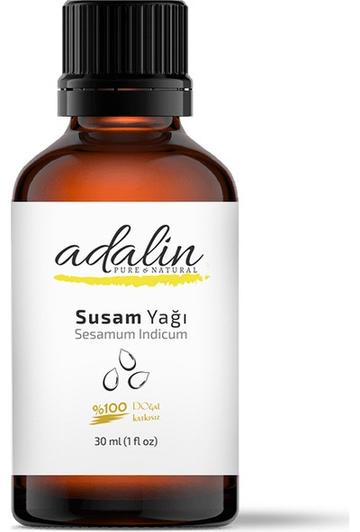 Adalin Susam Yağı - 30 ml