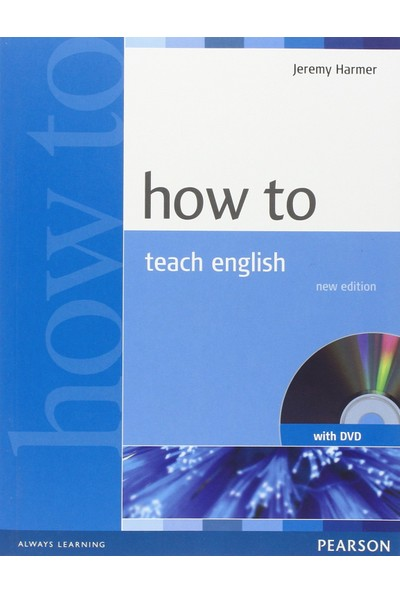How To Teach English Book And DVD Pack 1st Edition