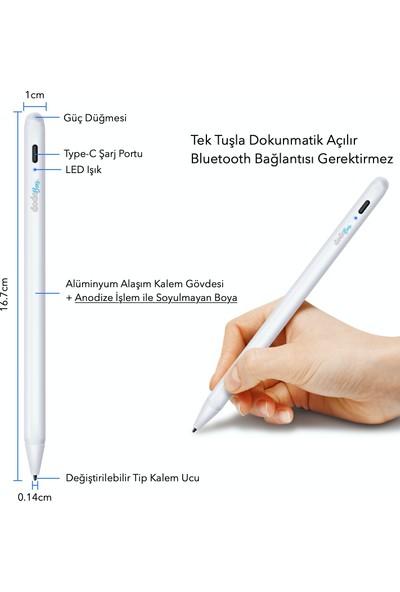 DodoBees K10 Yeni iPad ve iPad Pro 11″ 12.9″ Kapasitif Stylus Kalem Pencil