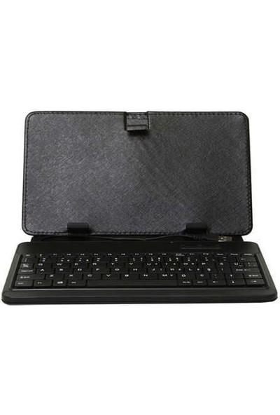 """Xolo 9.7"""" Klavyeli Unıversal Tablet Kılıfı"""
