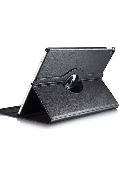 "E-Depo Samsung Galaxy Tab A SM-T510/T515/T517 10.1"" 360 Derece Dönebilen Kılıf Siyah"