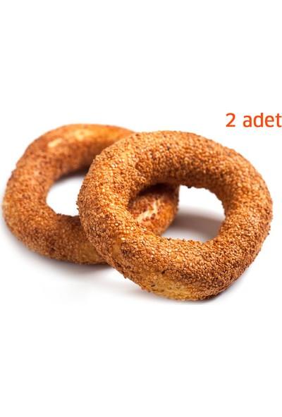 Glutensiz Ada Glutensiz Simit (2'li)