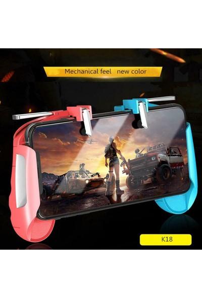 Sevfe PUBG/Fortnite Ak-16 Oyun Joystick Çift Renkli