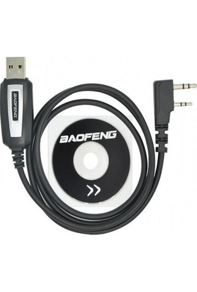 Baofeng El Telsizleri Için Programlama Kablosu