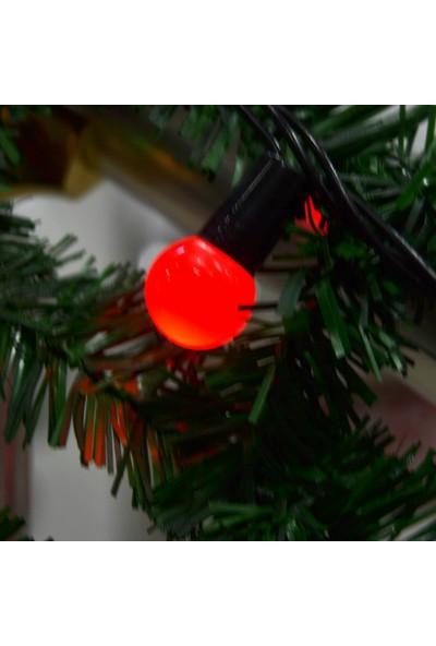 Acarim Yılbaşı Ağacı Dolama Dekor Işıkları 40LI 6mt