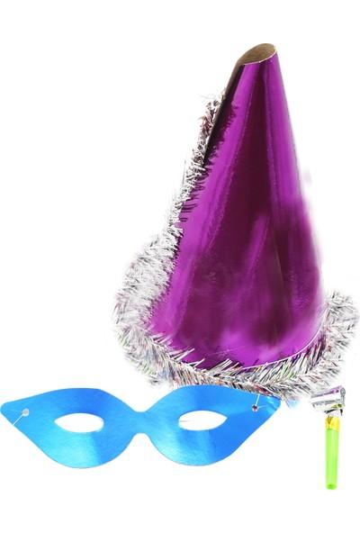 Acarim Yılbaşı Külah Şapka Seti