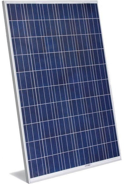Güneş Paneli 100 Watt Polikristal A+ Kalite