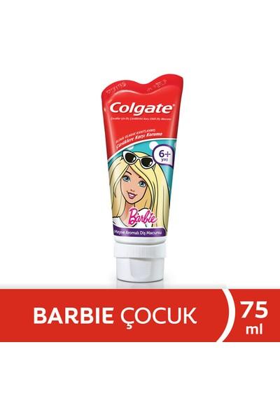 Colgate Barbie-Spıderman Çocuk Diş Macunu 75 ml