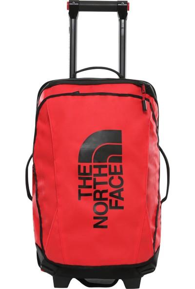 The North Face Rolling Thunder 22 Seyahat Çantası Kırmızı