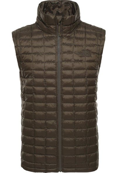 The North Face Thermoball Aco Gilet Erkek Yelek Haki