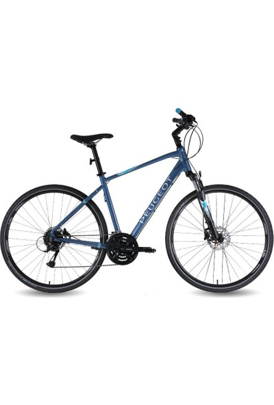 Peugeot T 12 28 Şehir Tur Bisikleti Hd 28 Jant 27 Vites