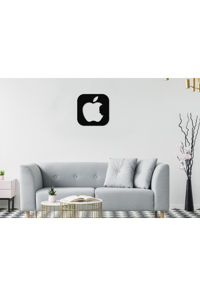 Metalium Concept Apple ve Steve Jobs Metal Tablo