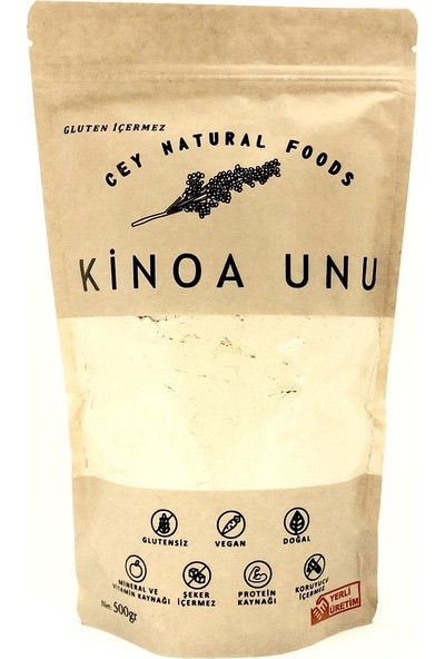 Cey Natural Foods Kinoa Unu 500 gr