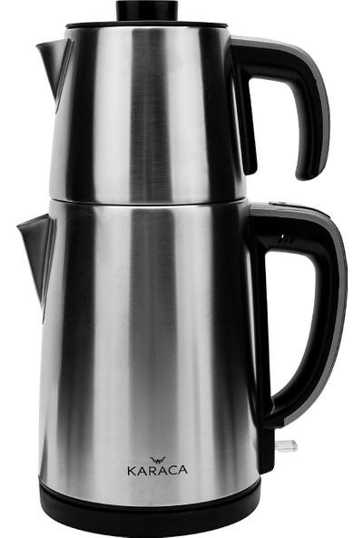 Karaca Dem Keyfi Çay Makinesi Antrasit