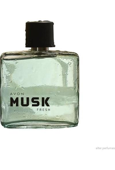 Avon Musk Fresh Edt 75 ml Erkek Parfümü