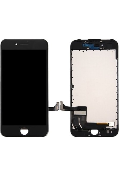 Electrozen Apple iPhone 7 LCD Dokunmatik Ekran Siyah