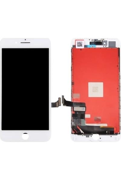 Electrozen Apple iPhone 7 Plus LCD Dokunmatik Ekran Beyaz