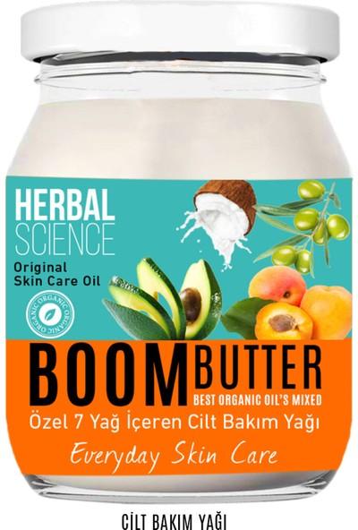 Herbal Scıence Boom Butter Cilt Bakım Yağı 190 ml