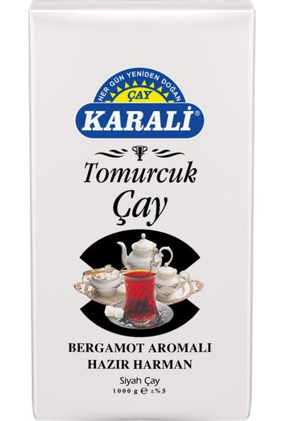 Karali Tomurcuk (Earl Grey) Dökme Çay 1 kg
