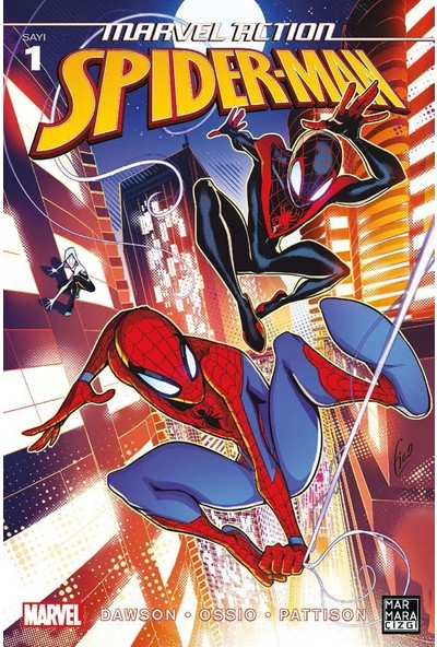 Marvel Action Spider-Man Sayı 1
