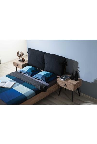 Feyza Mobilya Premium Sürgülü Yatak Odası Takımı