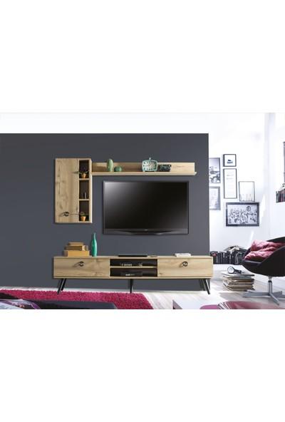 Feyza Mobilya Premium Tv Ünitesi