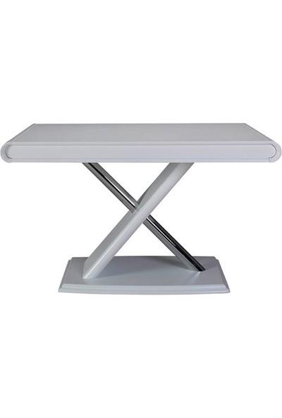 ModaMassa 2048 Prada Masa Beyaz