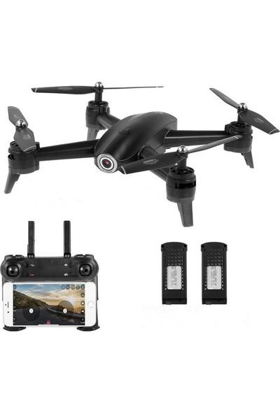 Aden A55 Fly More Combo Drone 2 Bataryalı Set