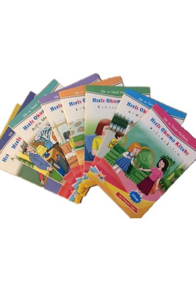 1.Sınıf Elakin İlk Okuma Seti 8 Kitap