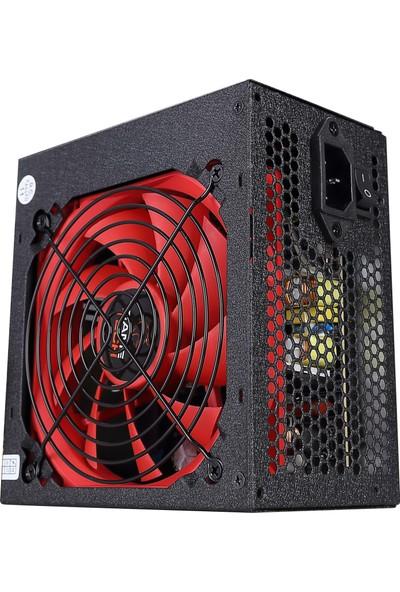 Gametech GTP-550 550W 80 Plus Bronze Power Supply PC Güç Kaynağı