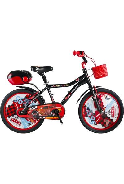 Kron Cars Lisanslı 20 Jant Çocuk Bisikleti (6-10 Yaş İçin)