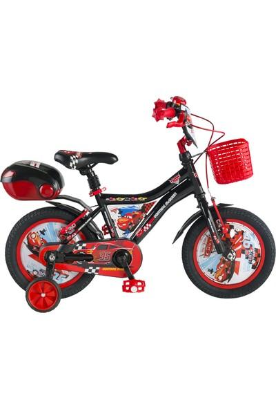 Kron Cars Lisanslı 16 Jant Çocuk Bisikleti (4-7 Yaş İçin)