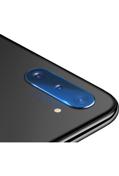 Microcase Samsung Galaxy Note 10 Kamera Camı Lens Koruyucu Nano Esnek Film