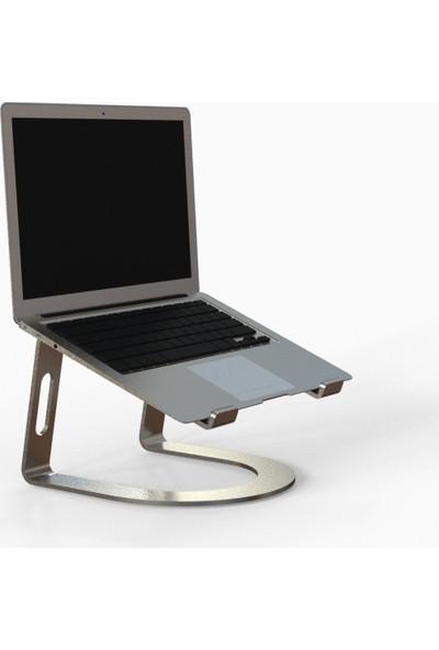 Apex Mount System Ergonomik Notebook Standı - Gri