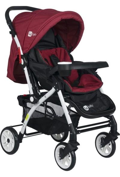 Cassano Four Baby Active Alüminyum Bebek Arabası