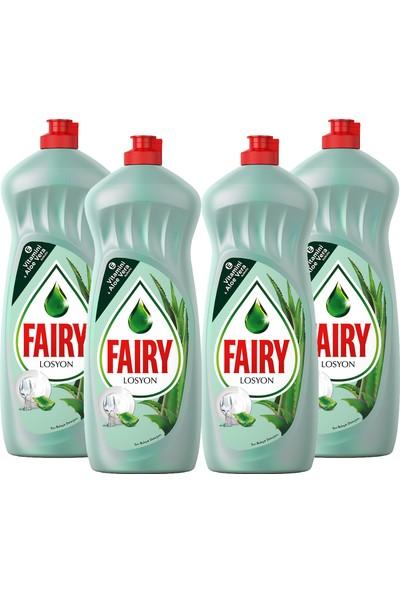 Fairy Sıvı Bulasık Deterjanı Losyonlu 4 x 750 ml