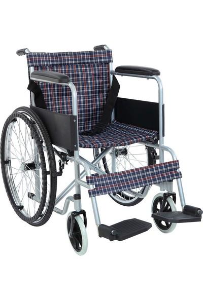Mor Medikal Bağışçılara Özel Ekonomik Tekerlekli Sandalye