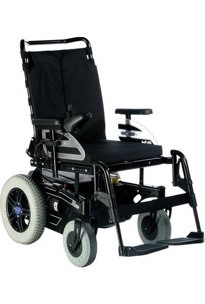 Mor Medikal Ottobock B400 Akülü Tekerlekli Sandalye