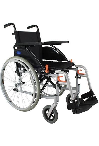 Mor Medikal Excel G - Eco Manuel Tekerlekli Sandalye