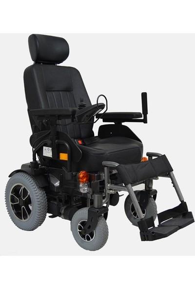 Mor Medikal S220 Multi - Fonksiyonel Akülü Tekerlekli Sandalye