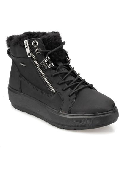 Kinetix Megan 9Pr Siyah Kadın Sneaker Ayakkabı