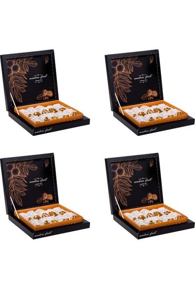 Menderes Efendi - Cevizli Sucuk Lokum 500 gr X 4