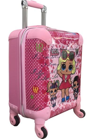 Gnc Design Love Girls Kız Çocuk Valizi