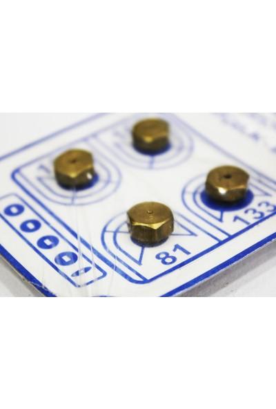 Arçeli̇k Beko Arçelik Beko Uyumlu Doğalgaz Enjektörleri 4lü