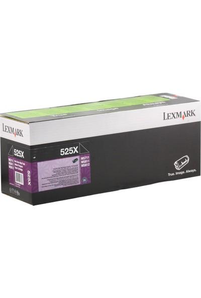 Lexmark 52D5X0E Ms811/Ms812 Toner 4 5000 Sayfa Siyah